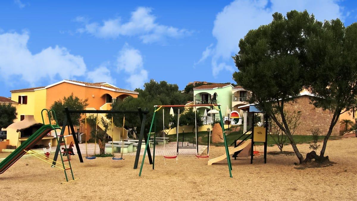 Badus Giochi Bambini Vacanze mare Sardegna